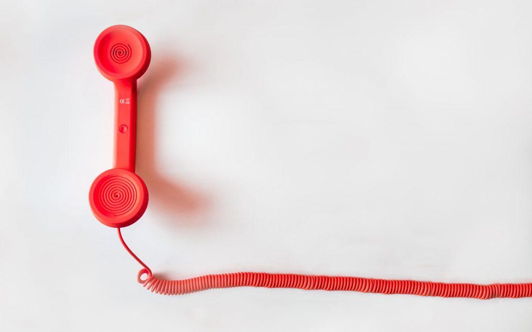 Meer compassie aan de telefoon: een goed idee!